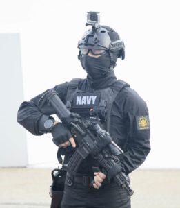 RSN combat diver