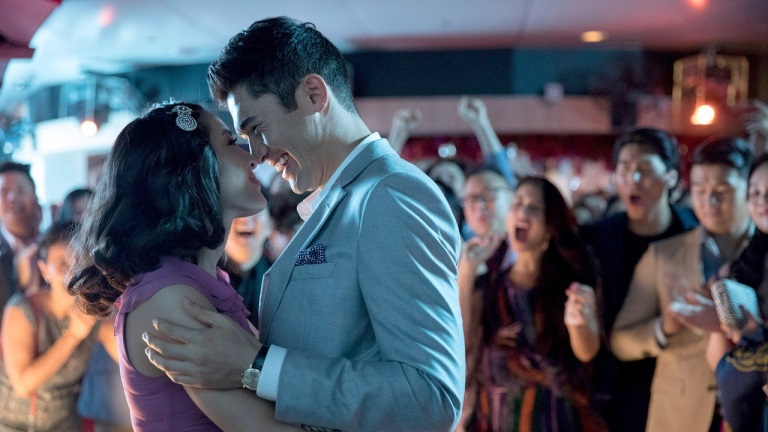 Crazy Rich Asians - henry and constance
