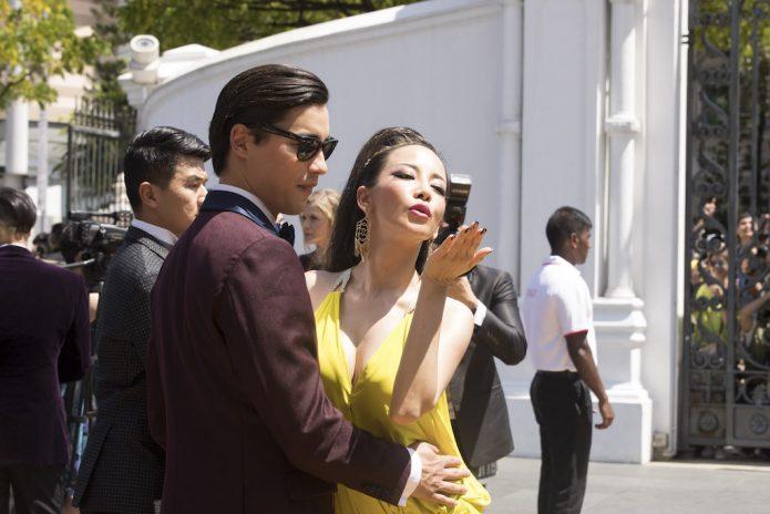 Crazy Rich Asians Fiona Xie